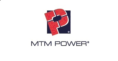 Logotyp på partner MTM Power