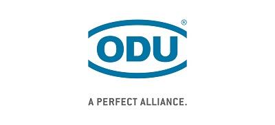 Logotyp på partner ODU
